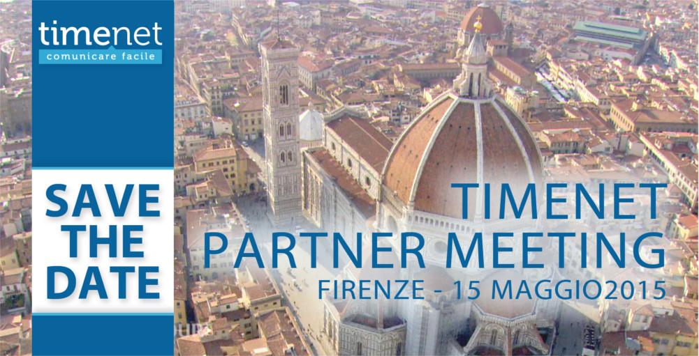 Timenet Partner Meeting 15 Maggio 2015