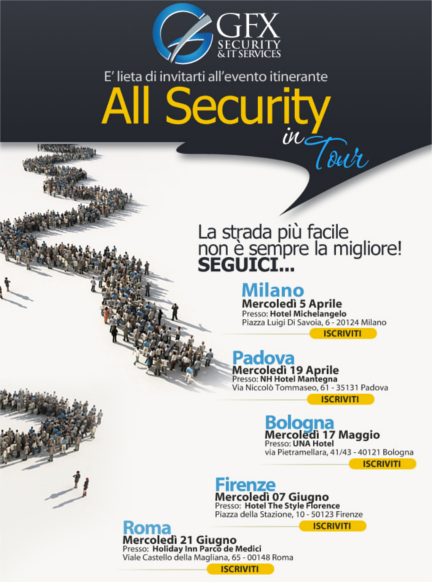 ALL SECURITY TOUR 2017