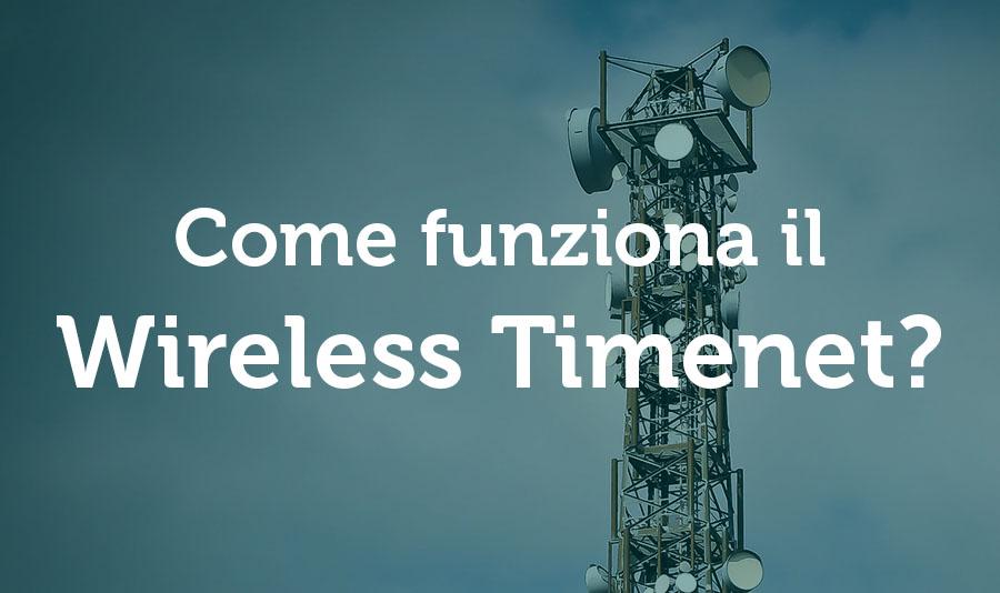 antenna radio per connessione wireless toscana