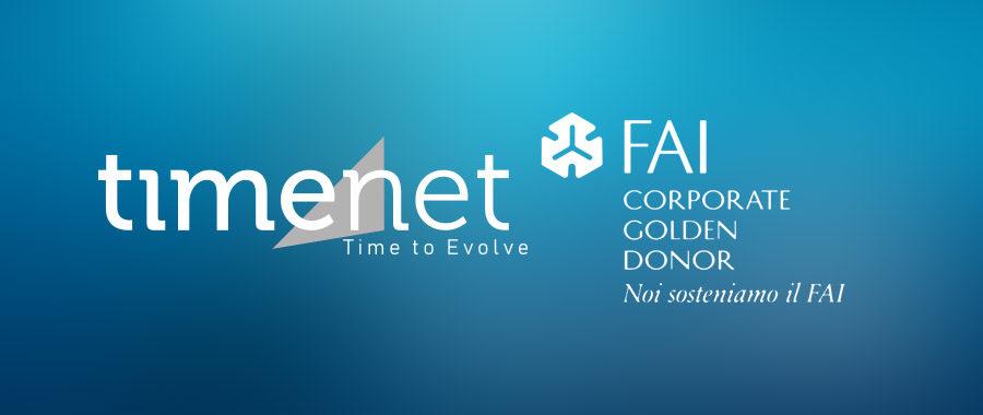 fai fondo ambiente italiano e timenet golden donor
