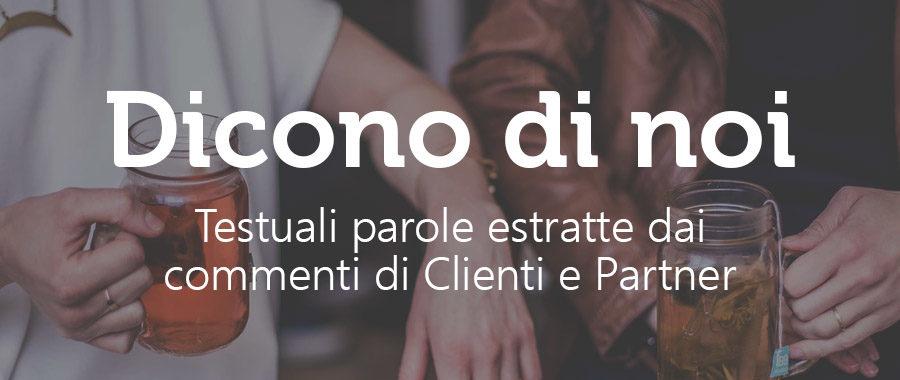 Soddisfazione dei Clienti: Commenti estratti dal sito soddisfazione.timenet.it 1